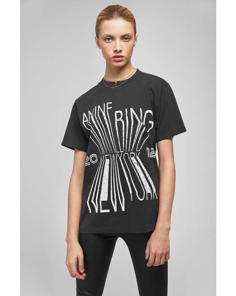 Anine Bing Bing New York Tee - Black