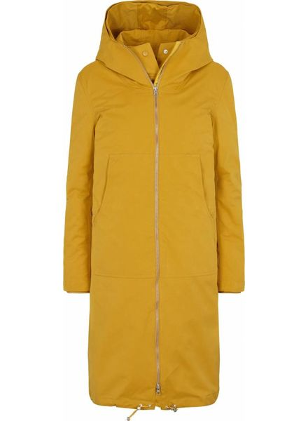 Just Female Steal coat - Golden Yellow