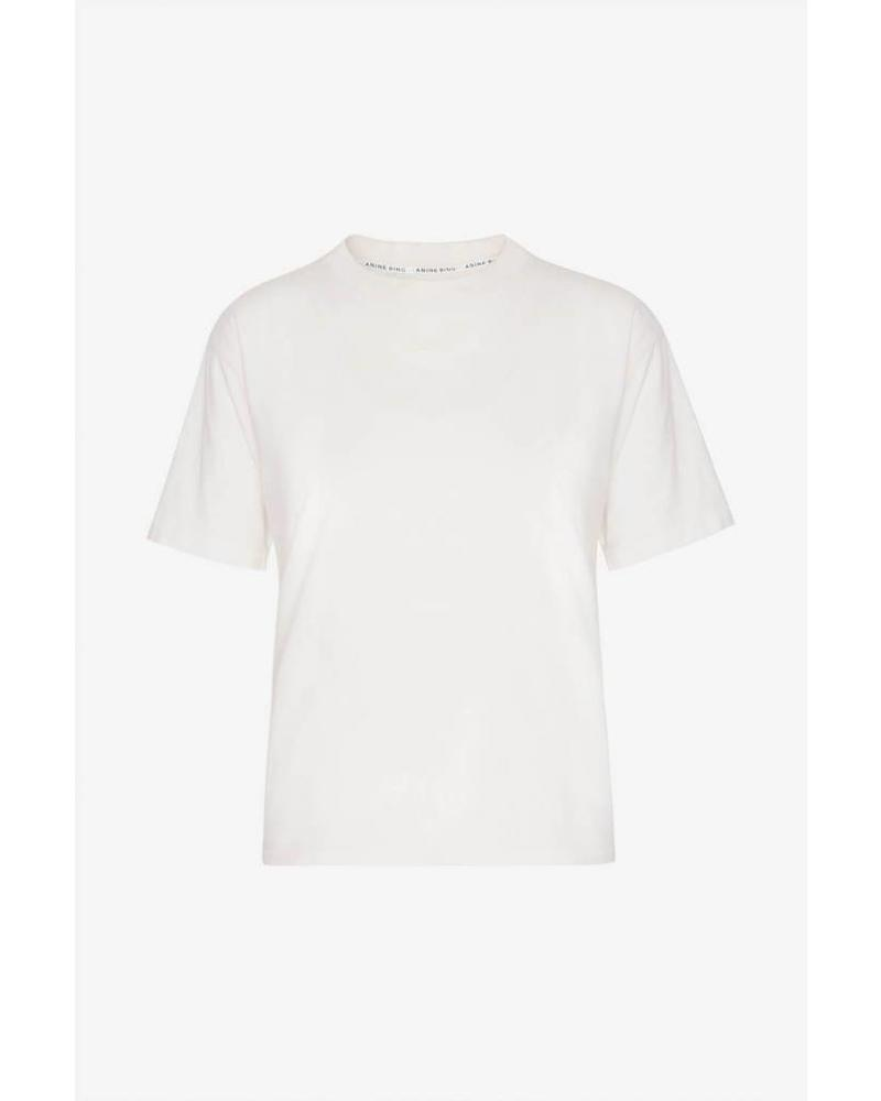 Anine Bing Perfect tee - white