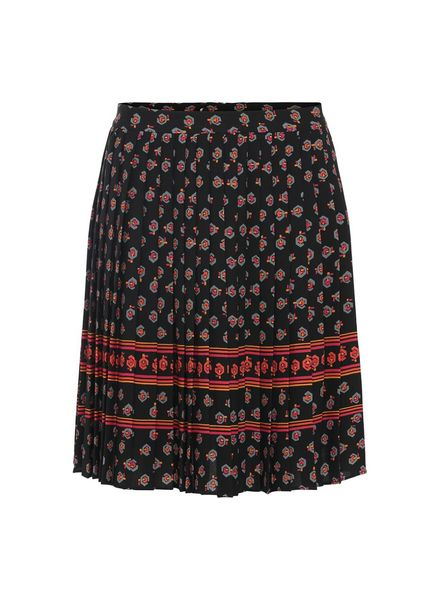 Julie Fagerholt Sila skirt - Black print
