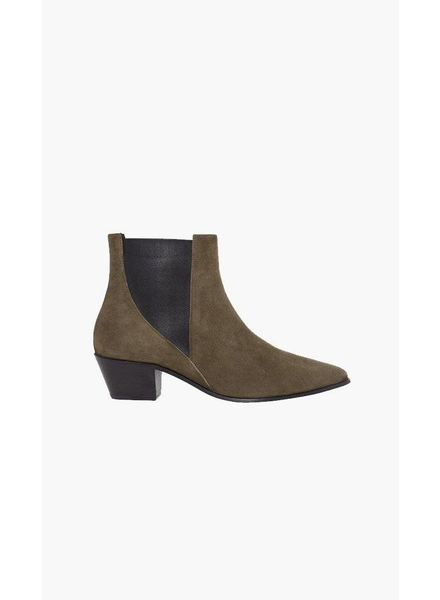 Anine Bing Anja Boot - Military Green