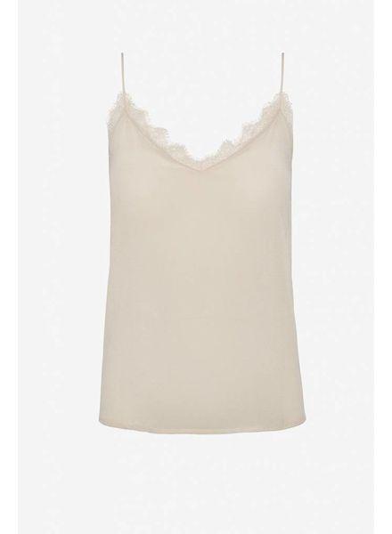 Anine Bing Silk Camisole - Nude