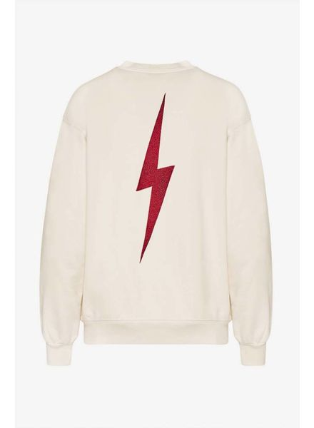 Anine Bing Astrid Sweatshirt - Off White