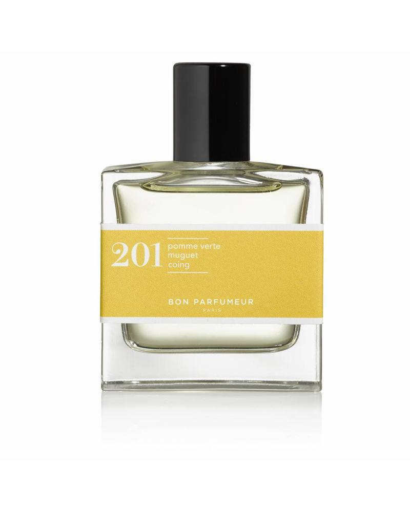 Bon Parfumeur 201 granny smith, lily-of-the-valley, pear