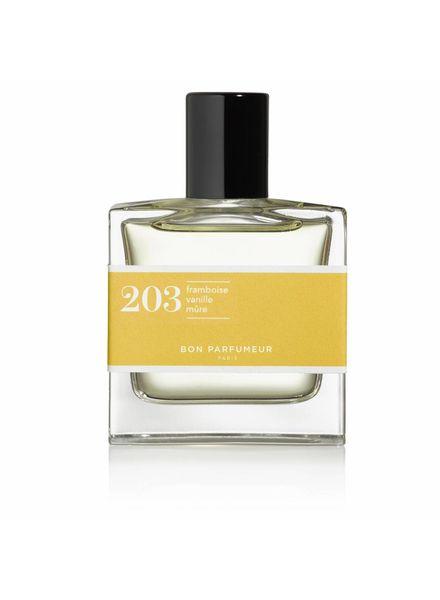 Bon Parfumeur 203 raspberry, vanilla, blackberry