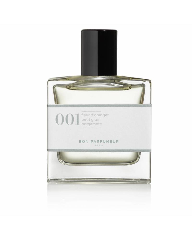 Bon Parfumeur 001 fleur d'oranger petit grain bergamote