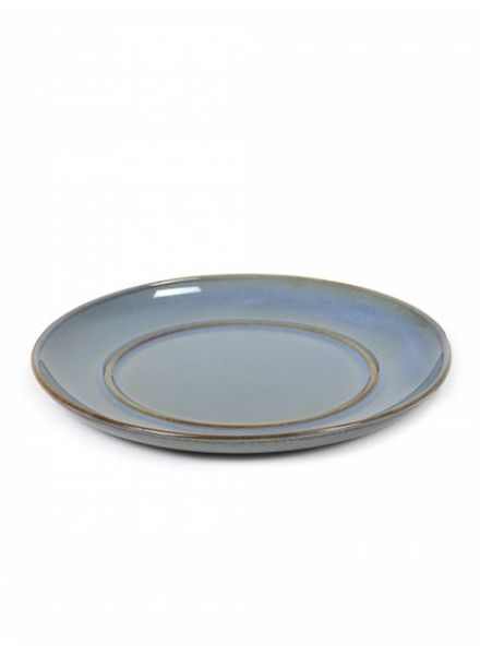 Anita Le Grelle for Serax Bordje voor tas D8 - Smokey Blue