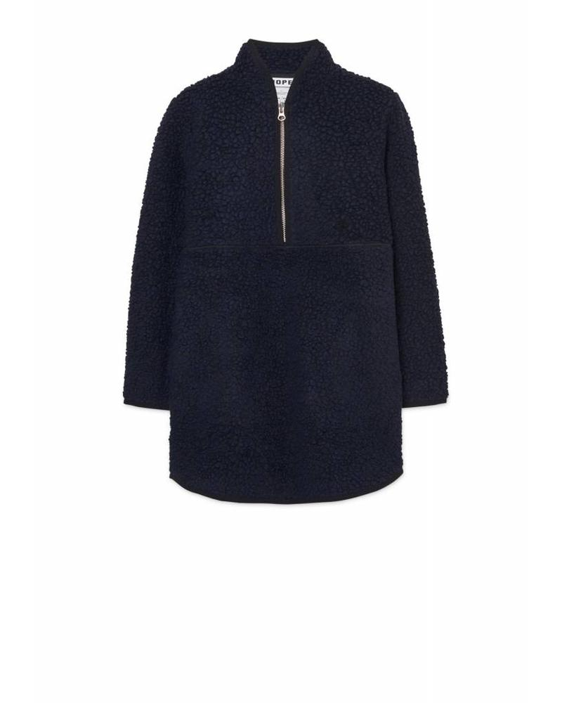 Hope Atlas sweater - Dk Navy