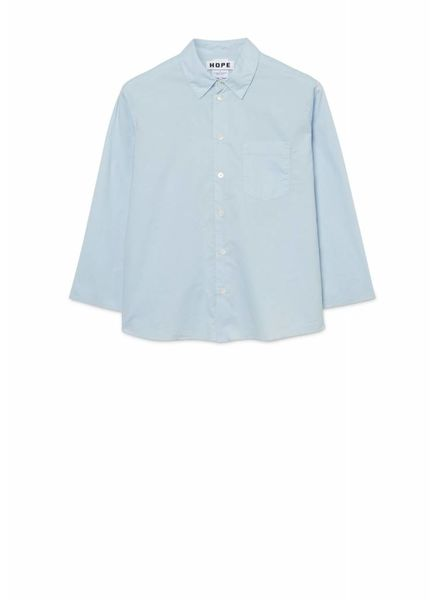 Hope Zand shirt - Pale Blue