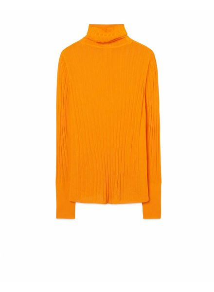 Hope Shape Sweater - Orange