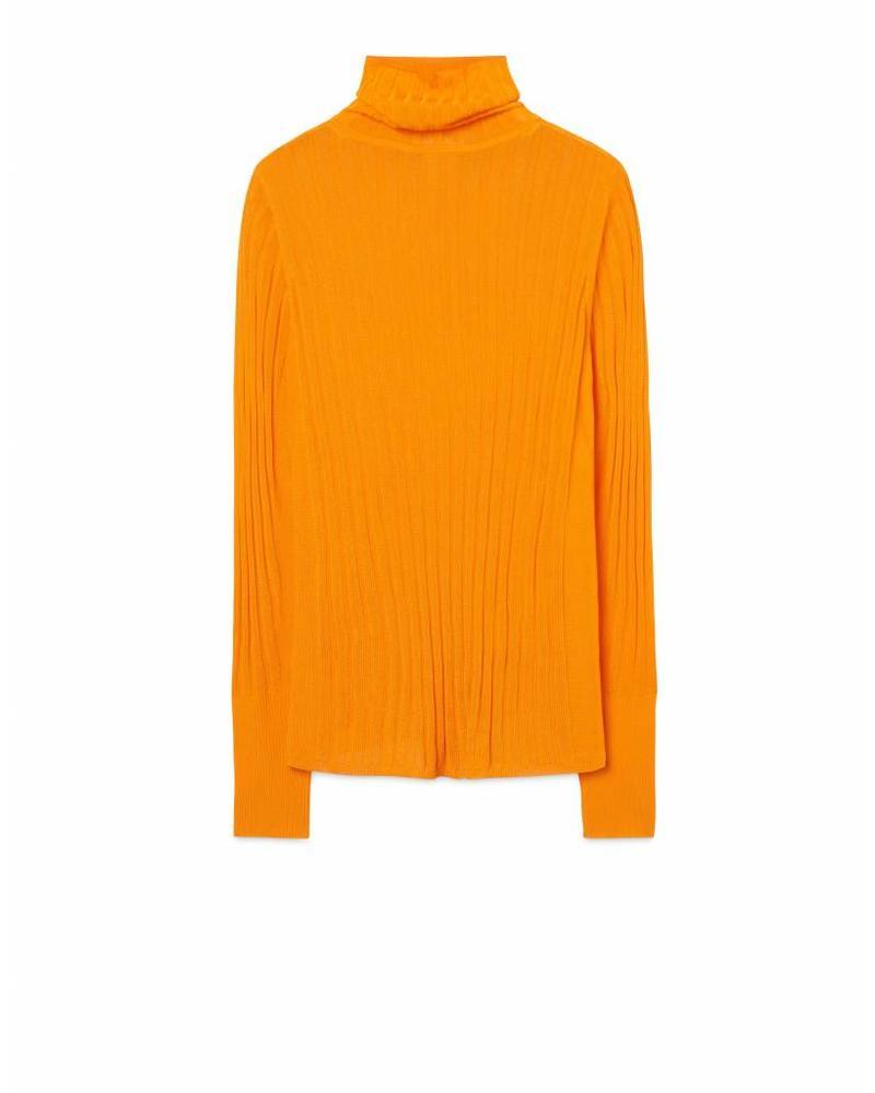 Hope Shape Sweater - Orange
