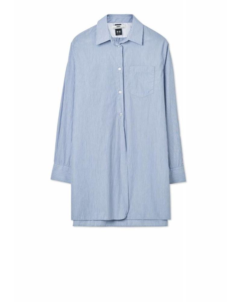 Hope Coast shirt - Blue stripe