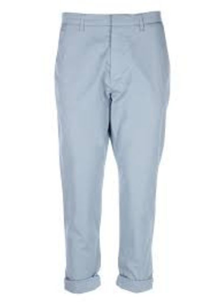 Hope News trouser - Lt Blue