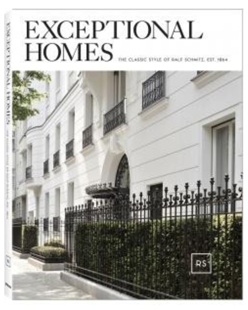 TeNeues Exceptional homes, The classic style of Ralf Schmitz, est. 1