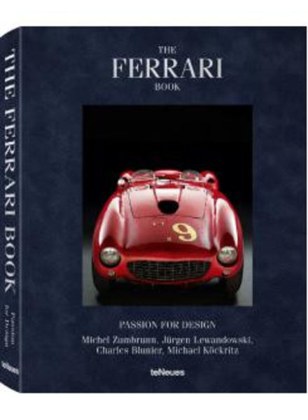 TeNeues Ultimate Ferrari Book