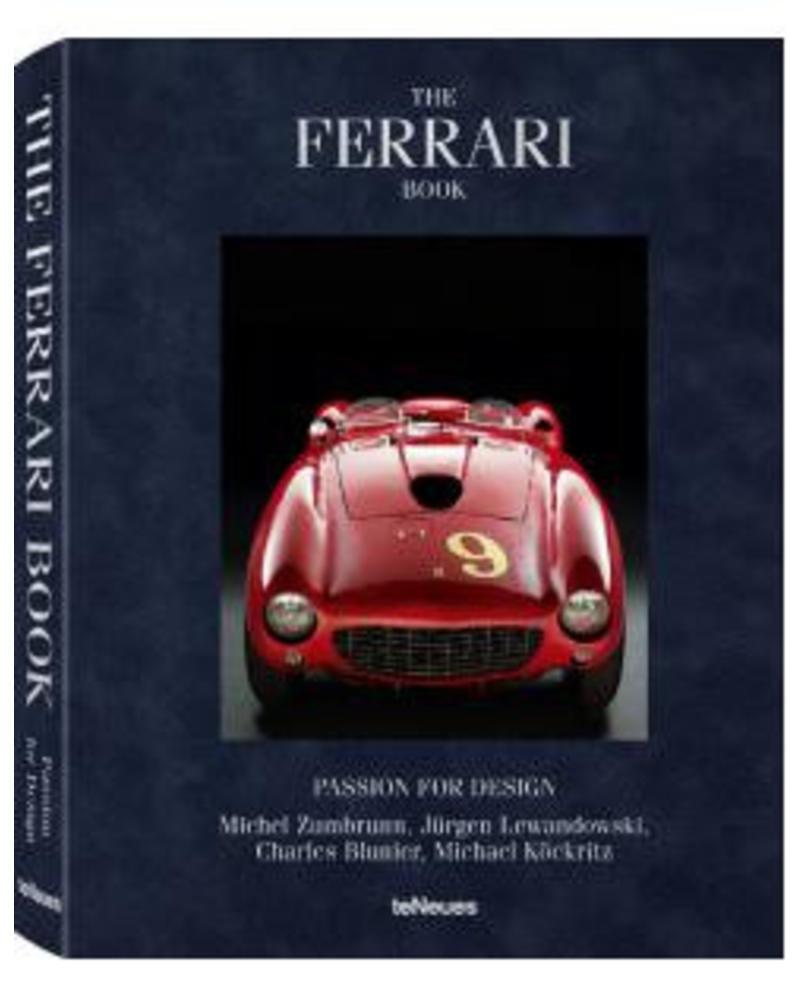 TeNeues Ultimate Ferrari Book