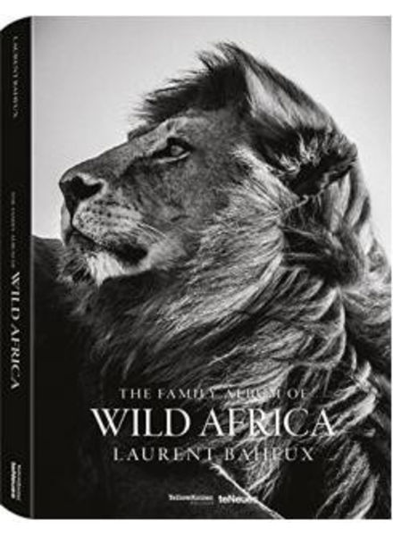 TeNeues Family album of wild africa, Baheux