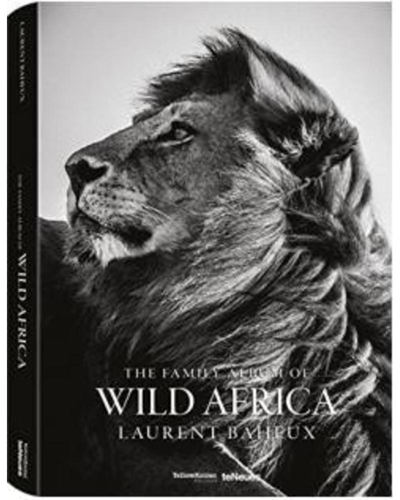 TeNeues Family album of wild africa, Baheux