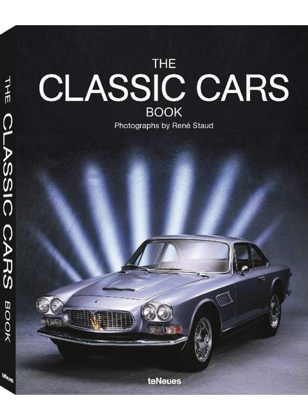 TeNeues The classic cars book, Rene Staud
