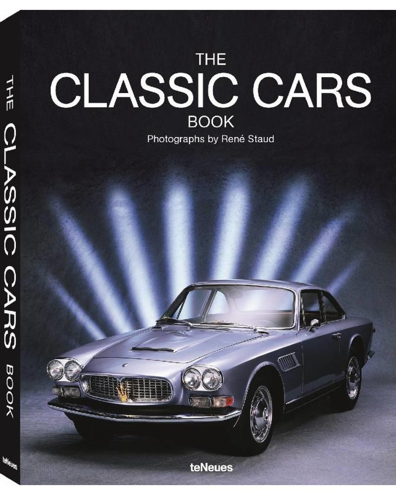 TeNeues The classic cars book, Rene Staud
