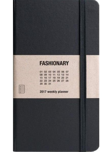 Fashionary weekly planner A6