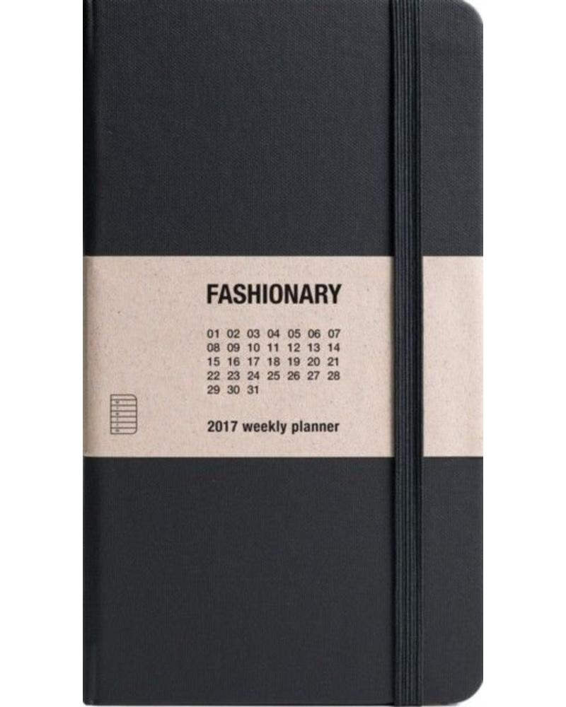 EXH INTL Fashionary weekly planner A6