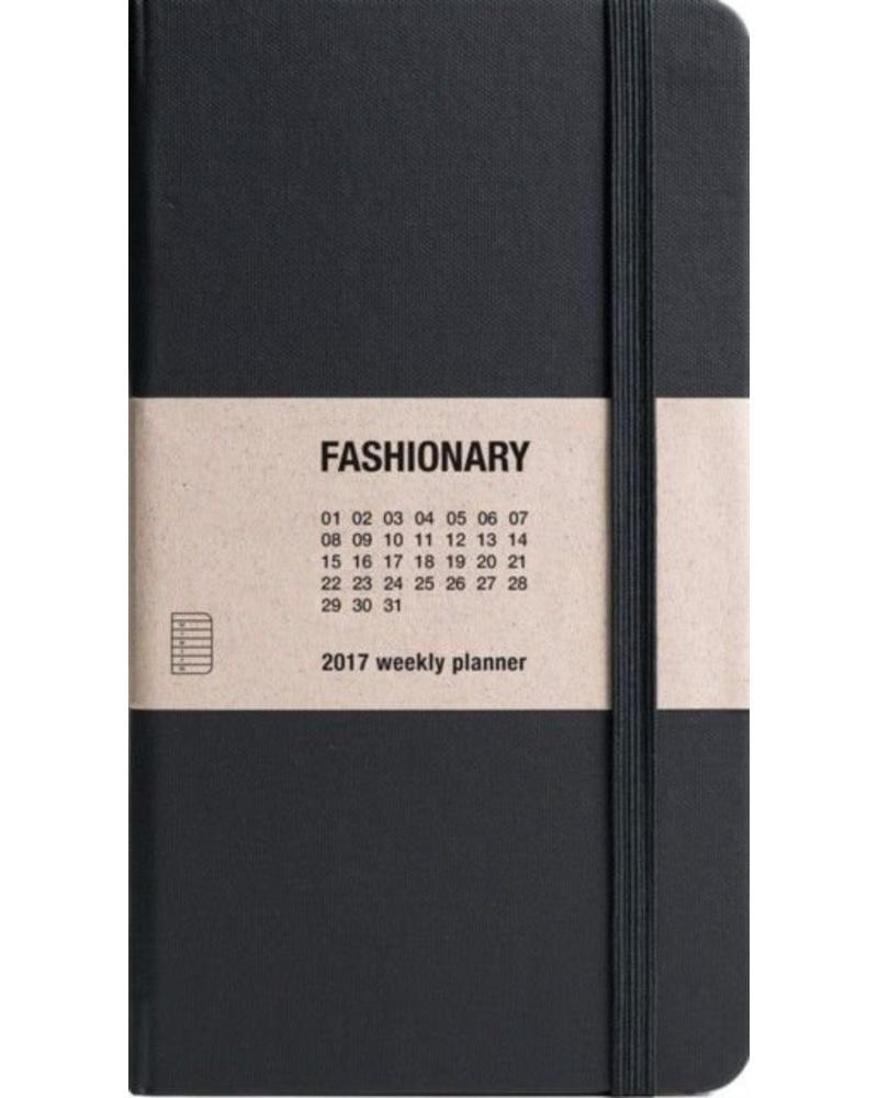 Fashionary Fashionary weekly planner A6