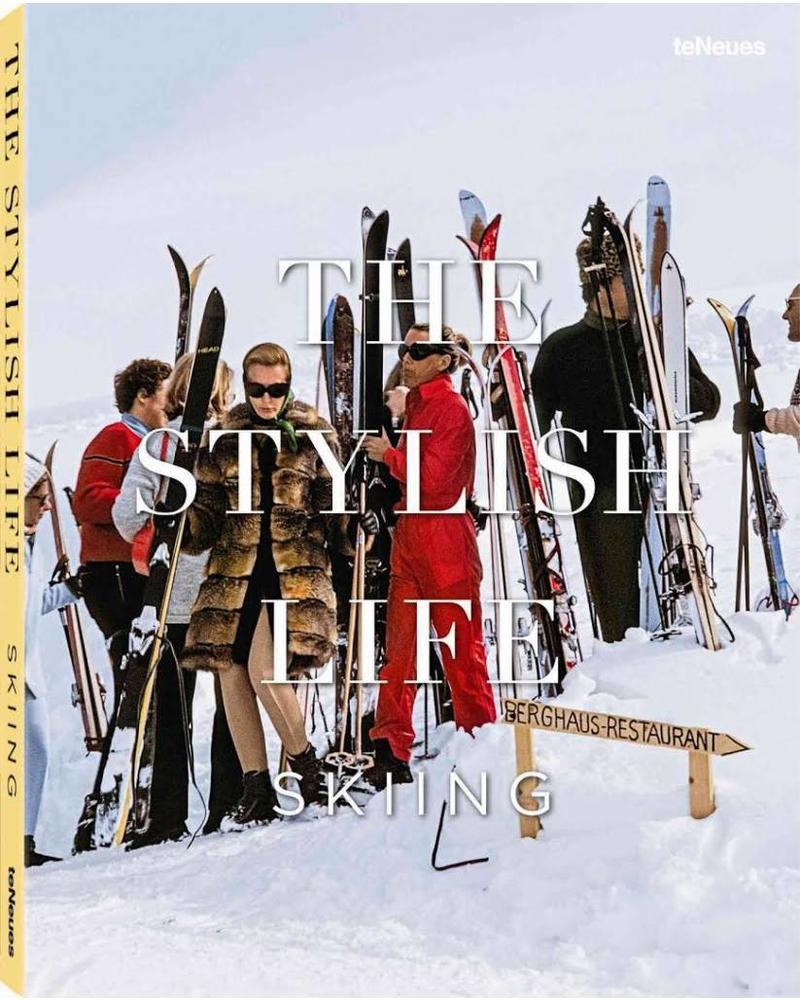 The stylish life : Skiing