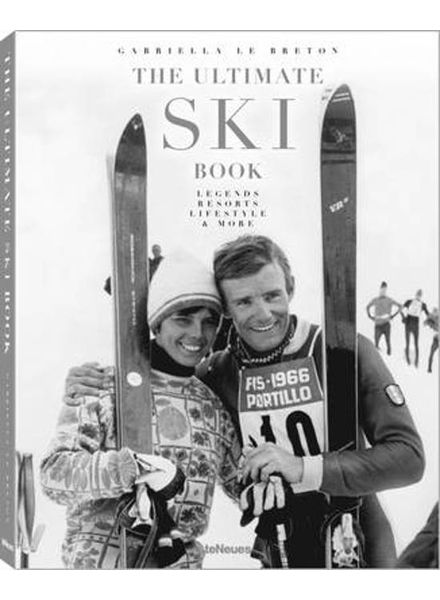 The ultimate ski book