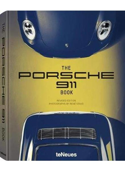 TeNeues Porsche 911 book (revised Ed)
