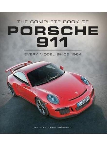 Complete book of porsche 911