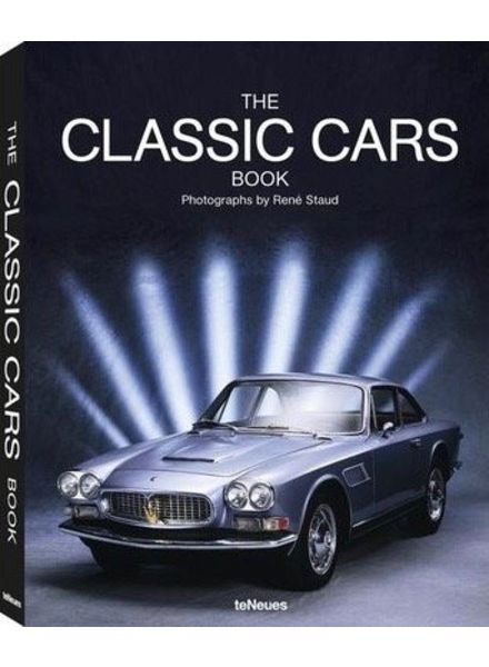 The Classic cars book, Staud