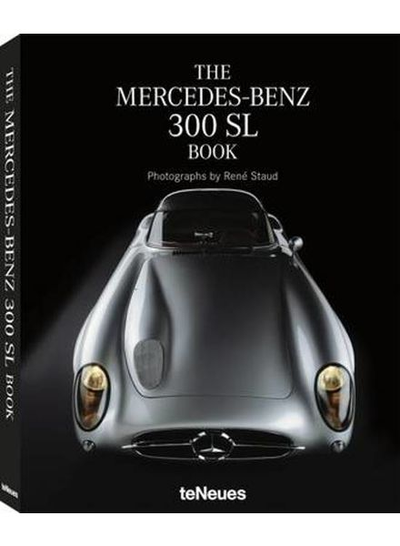 Mercedes-Benz 300 SL Book, STAUD