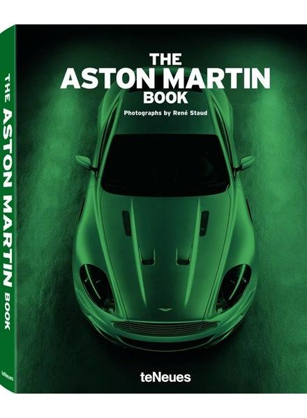 Aston martin Book, STAUD