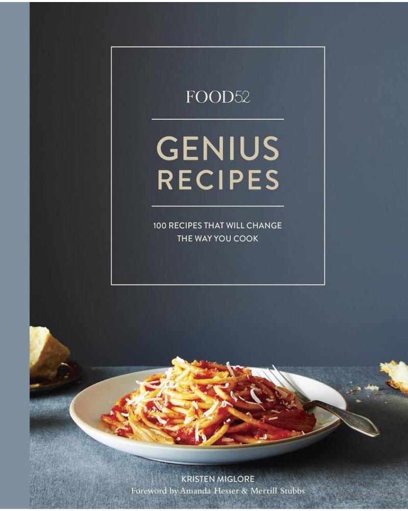 EXH INTL Food 52 Genius recipes