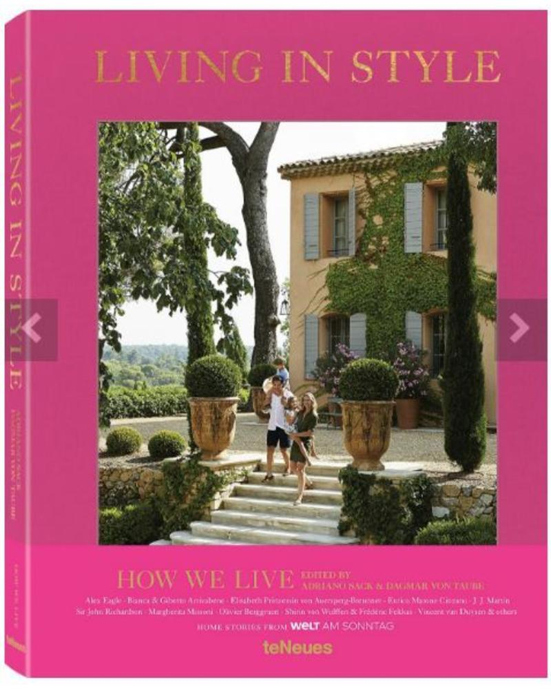 TeNeues Living in Style: How we Live
