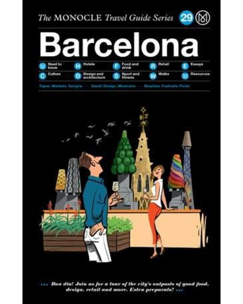 The Monocle Travel Guide Series : Barcelona