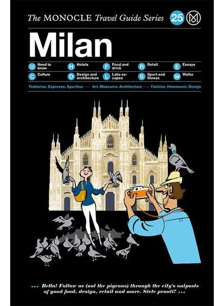 The Monocle Travel Guide Series : Milan