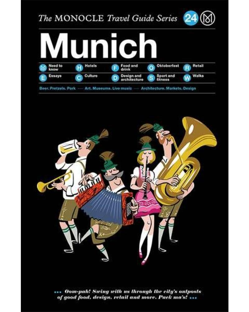 The Monocle Travel Guide Series : Munich