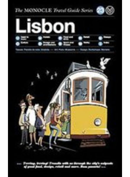 The Monocle Travel Guide Series : Lisbon