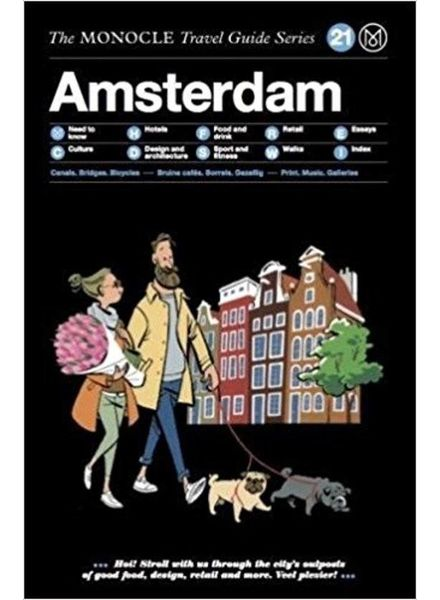 The Monocle Travel Guide Series : Amsterdam
