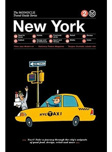 The Monocle Travel Guide Series : New York