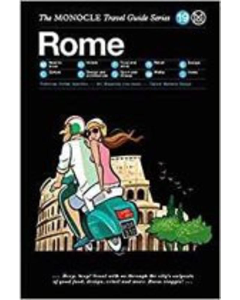 The Monocle Travel Guide Series : Rome