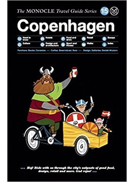 The Monocle Travel Guide Series : Copenhagen