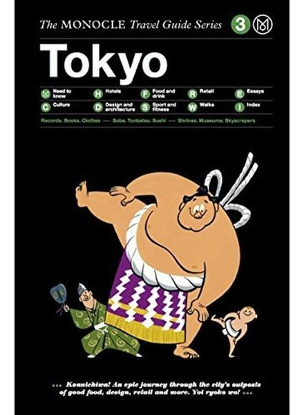 The Monocle Travel Guide Series : Tokyo