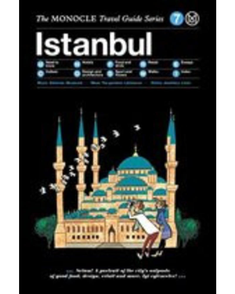 The Monocle Travel Guide Series : Istanbul