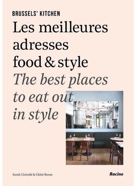 Lannoo Brussels' kitchen