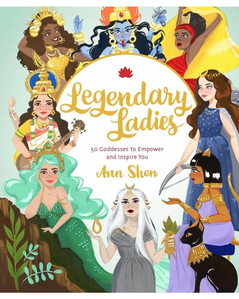 Chronicle Books Legendary ladies