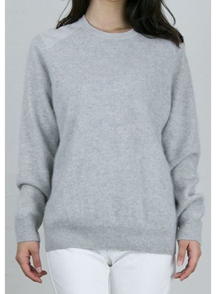 CT Plage Unisex raccoon pullover - L grey