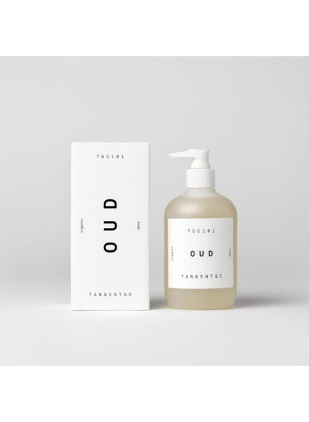 Tangent Garment Care Organic Soap - Oud